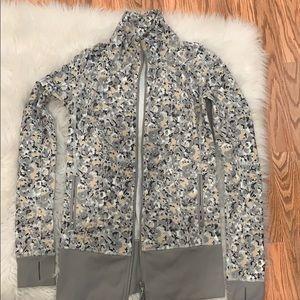 Lululemon Gray Jacket, Size 6